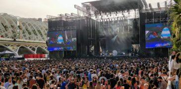 Crónica del Festival de Les Arts 2019