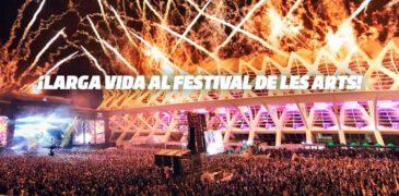 Crónica del Festival de Les Arts 2018