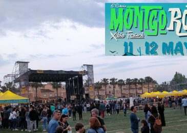 Crónica del Montgorock 2018