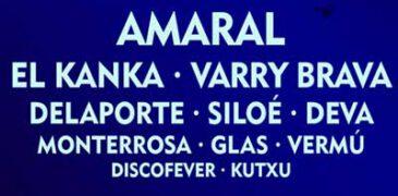 Primeros nombres en el cartel del Festival de los Sentidos 2021