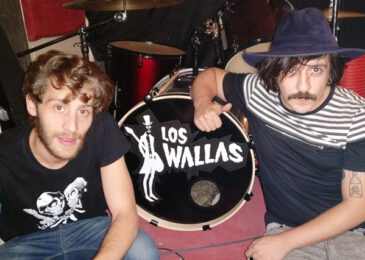 Los Wallas, protagonistas del Monkey Week