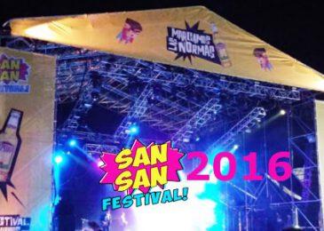 El Sansan Festival cumple con nota en su edición más difícil.
