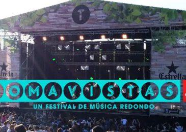 El Festival Tomavistas regresa a la capital.