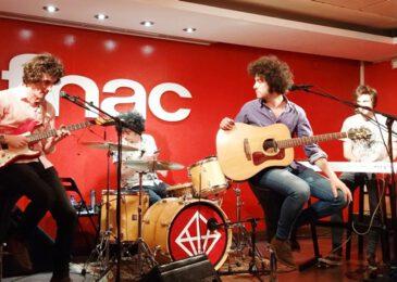 Entrevistamos a Valparadiso en su presentación en la FNAC de Madrid
