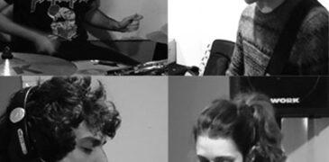 Entrevistamos a White Bats en la semana en que presentan en directo su nuevo EP en Madrid.