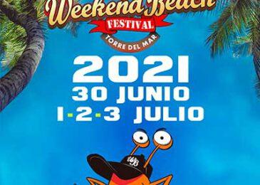 Weekend Beach Festival se cuela entre las grandes citas musicales del verano