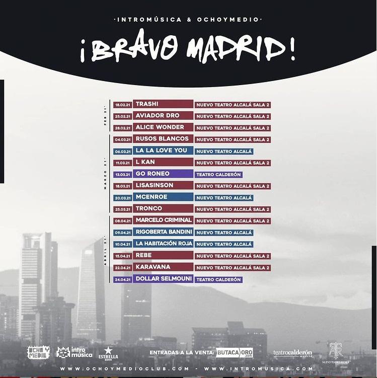 Bravo Madrid
