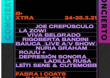 Nace el ciclo de conciertos Cara•B XTRA en Barcelona