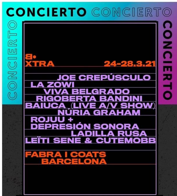 Nace Cara•B XTRA en Barcelona