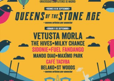Queens of the Stone Age cabeza de cartel de DCODE 2021