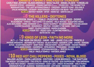 27 nuevos nombres se incorporan al cartel de Mad Cool Festival 2021
