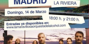 La MODA anuncian una cuarta cita doble en Madrid