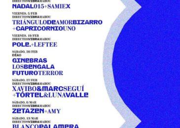 Hivern a la Mar llena de música La Marina de Valencia
