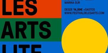 Vuelve Les Arts Lite a La Marina de Valencia