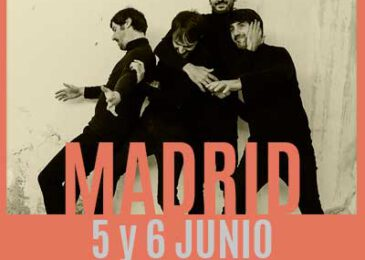 Concierto de Second en Madrid