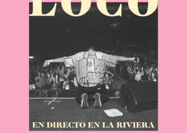 Varry Brava estrena «Loco», grabado en directo en Madrid