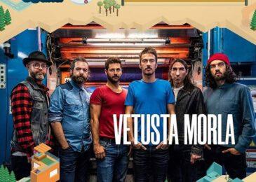 Vetusta Morla cabeza de cartel de en Planeta Sound 2021