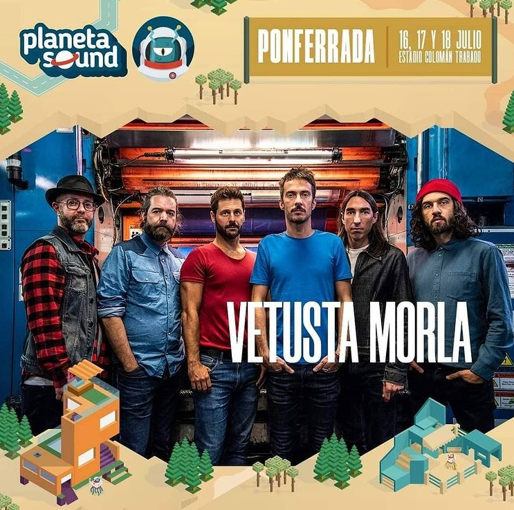 Vetusta Morla Planeta Sound 2021
