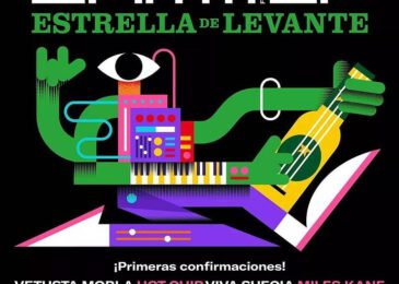 Primeras confirmaciones del festival Warm Up Estrella de Levante