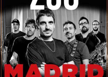 Zoo en concierto en Madrid