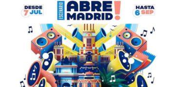 Anunciado el Escenario Abre Madrid