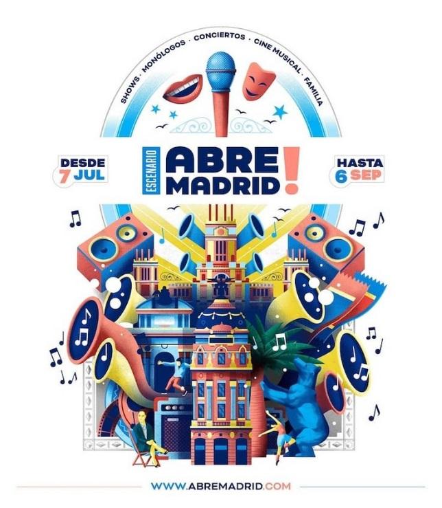 Abre Madrid 2020