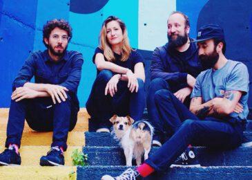 Calavera estrena «Ámbar» con la colaboración de Eva Amaral