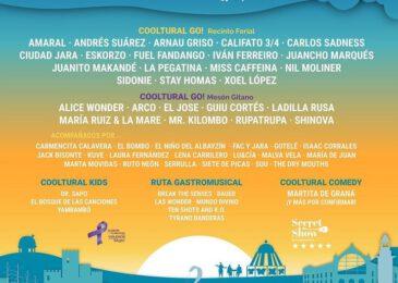Vuelve Cootural Go! 2021 a Almería