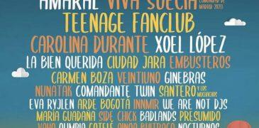 Nuevos nombres en cartel del Festival Gigante