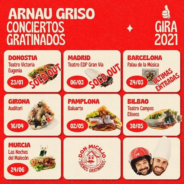 Arnau Griso Gira 2021