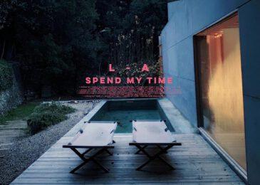 Spend My Time, el primer adelanto del nuevo disco de L.A.