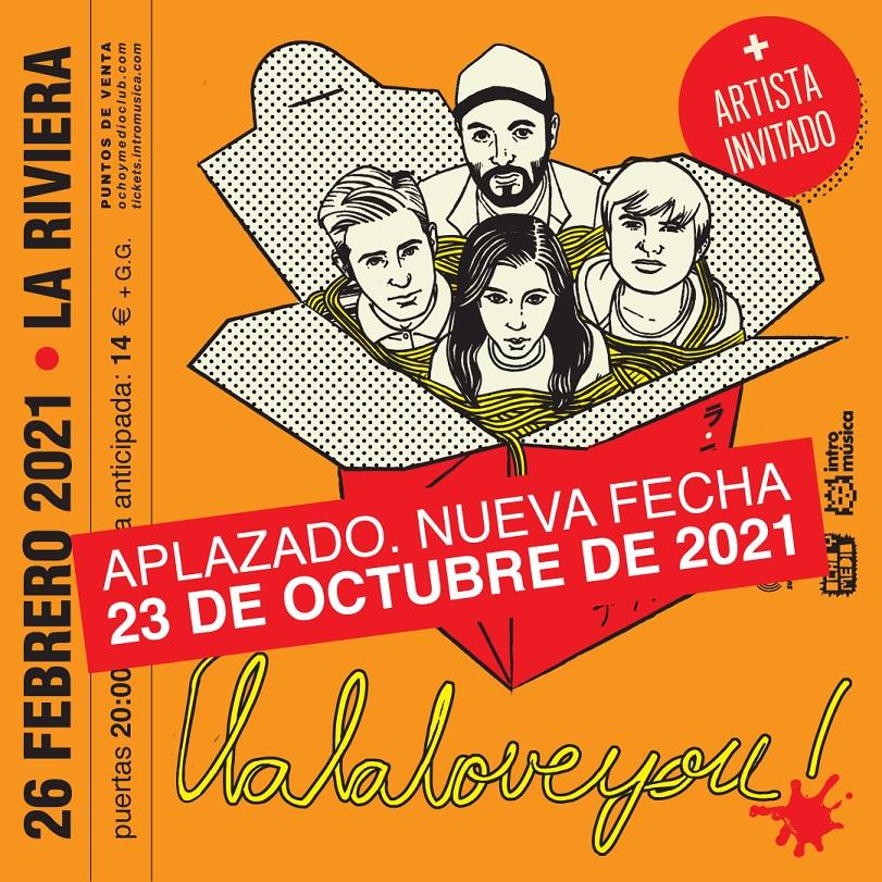 La la Love Yu La Riviera Madrid