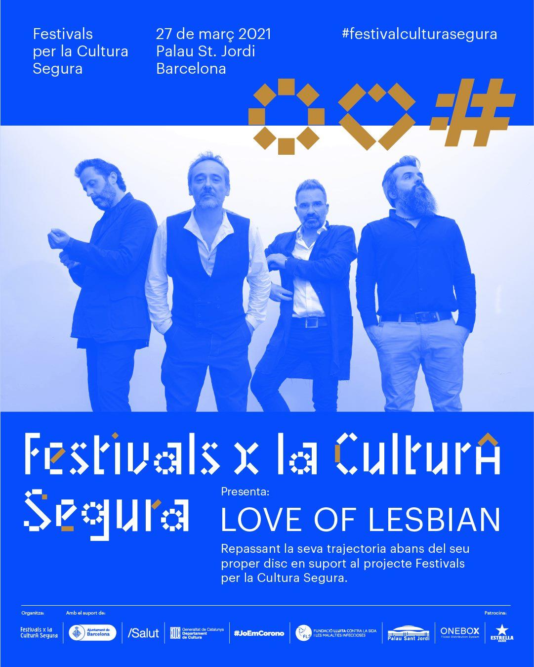 Love of Lesbian Cultura Segura