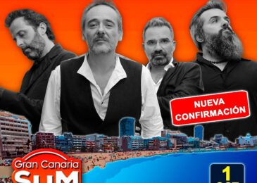 Gran Canaria Sum Festival incorpora a su cartel a Love of Lesbian