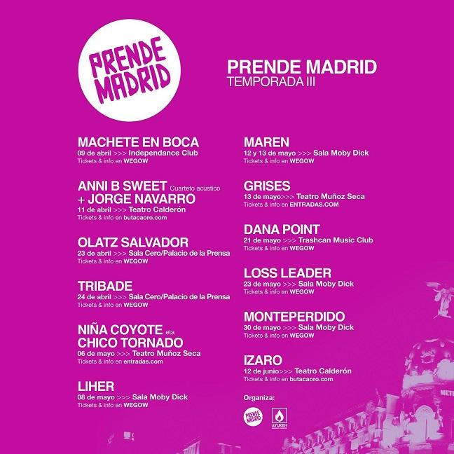 Prende Madrid T3