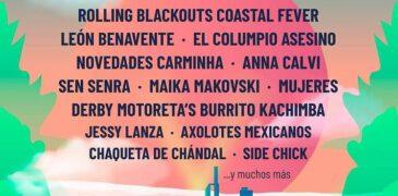 Novedades en el cartel del Festival Tomavistas