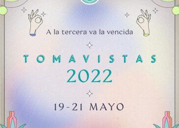 El Festival Tomavistas aplaza su VI edición a 2022