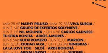 Llega Granada Alive 2021: ciclo de conciertos de mayo a agosto en Granada