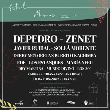 La Alpujarra de Almería acogerá en mayo el Festival Murmura