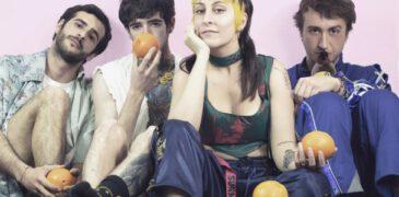 Niña Polaca publican el videoclip de «Joaquin Phoenix»