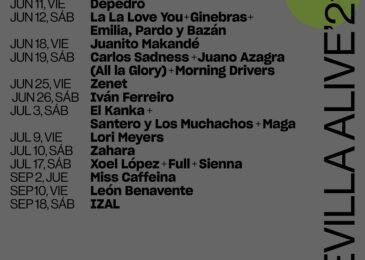 Entradas Sevilla Alive 2021