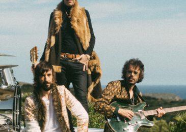 Sidonie anuncia nuevas fechas de la gira de presentación de «El Regreso de Abba»