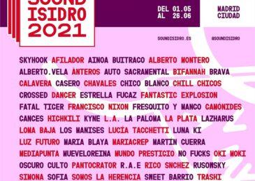 Sound Isidro 2021 completa su cartel