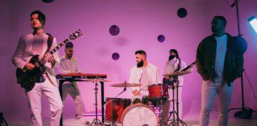 Lunáticos presentan nuevo single y agotan entradas en para su concierto en la sala Moby Dick de Madrid