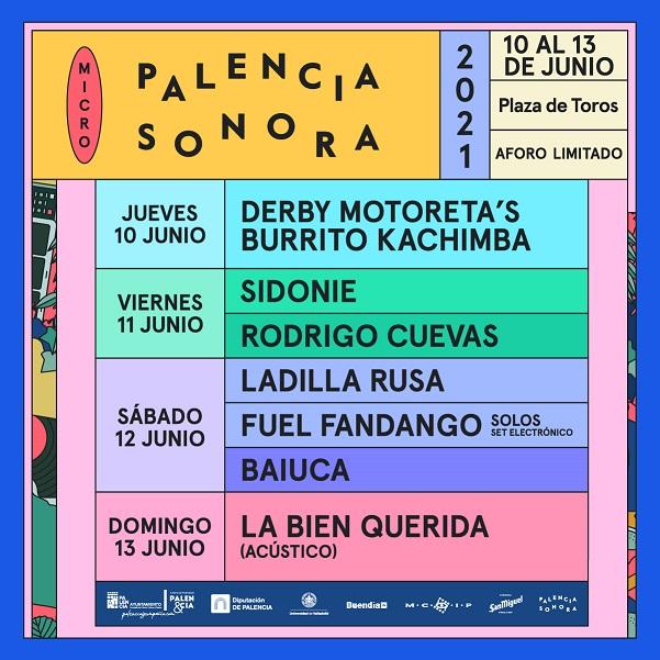 #MicroPalenciaSonora2021