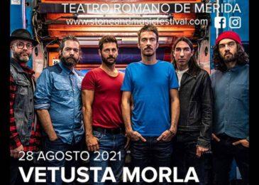 Vetusta Morla estarán en el Stone & Music Festival de Mérida