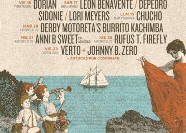 Depedroy Johnny B. Zero nuevas confirmaciones deAtlantic Fest