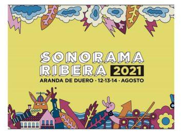 Sonorama Ribera 2021 anuncia su cartel por días