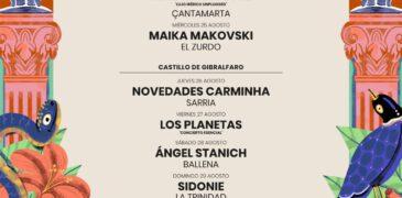 Brisa Festival llega en agosto a Málaga