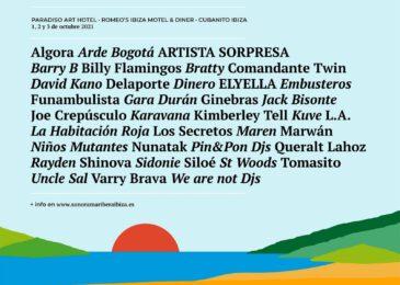 Sonorama Ribera vuela a Ibiza